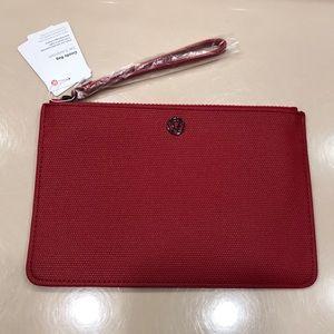 Lululemon Goody Bag pouch wristlet bag purse NWT